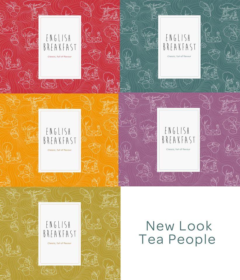 Tea People New Packaging