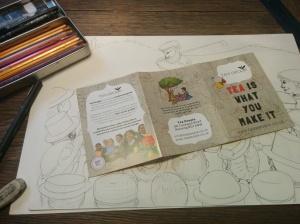 tea people pamphlet
