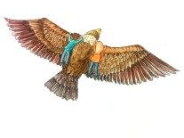 Riding on Eagle copy